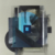 """blue modern art acrylic painting by Gustav Norberg"""