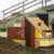 """""""Grå betongtunnel efter att den blivit målad med graffiti"""""""