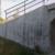 Grå betongtunnel